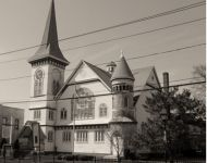 9. United Methodist Church